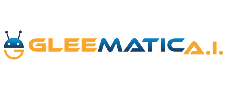 footer gleematic logo